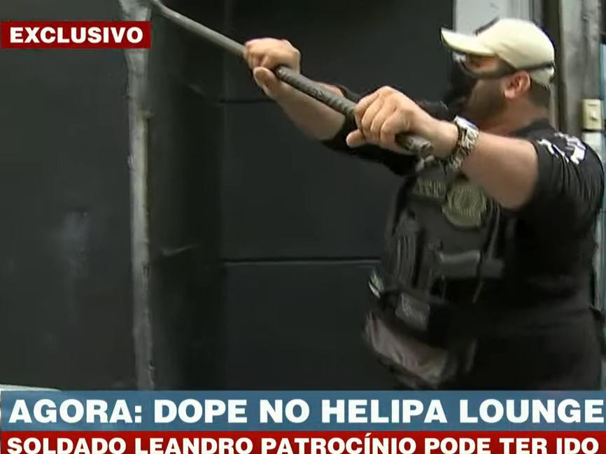 Polícia cumpre mandados em balada de Heliópolis e investiga morte de PM
