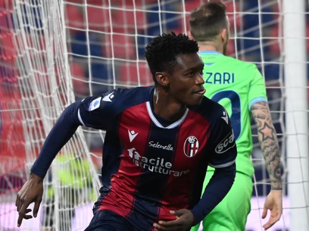 Lazio é surpreendida e perde para o Bologna; assista aos gols