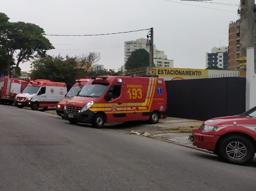 Desabamento na zona sul de São Paulo deixa mortos