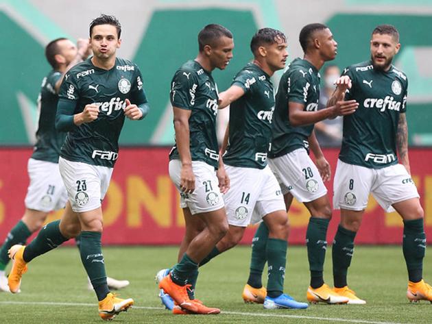 Palmeiras investiga possível segunda infecção pela Covid-19 por profissionais do clube