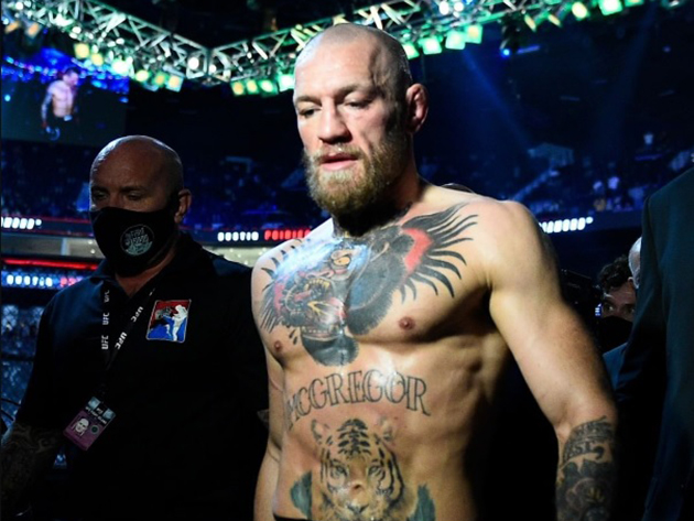 O erro de Conor McGregor
