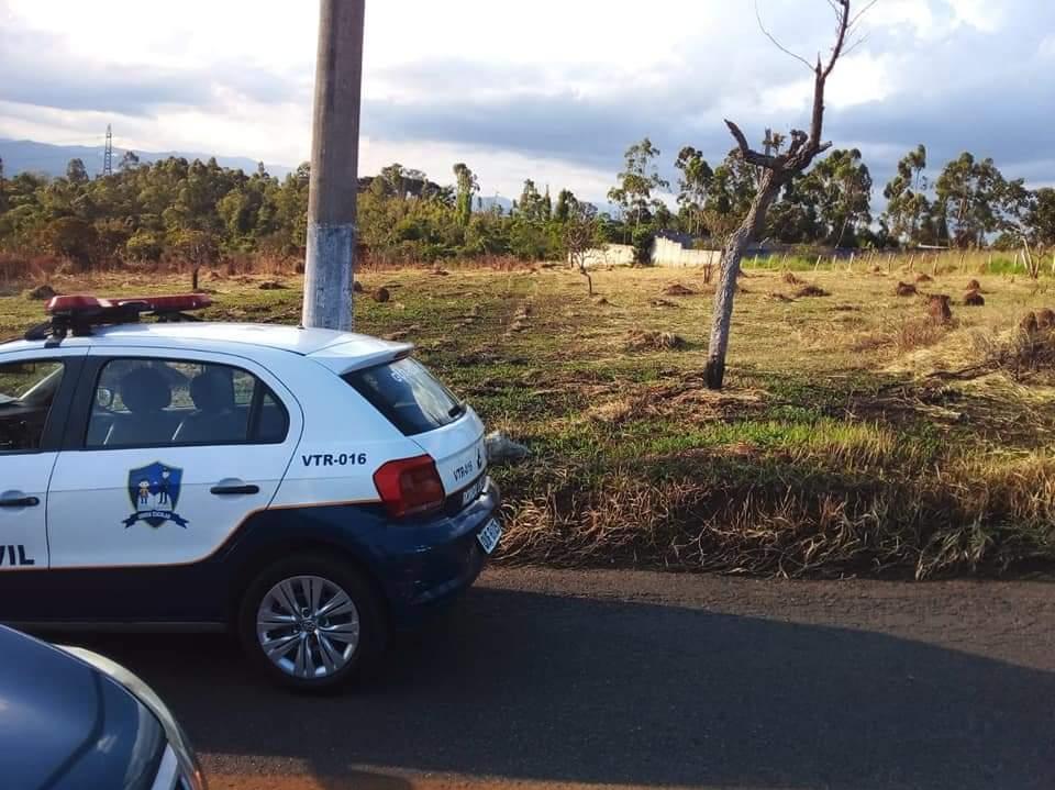 Dupla é detida após tentar vender terreno para o próprio dono em Taubaté