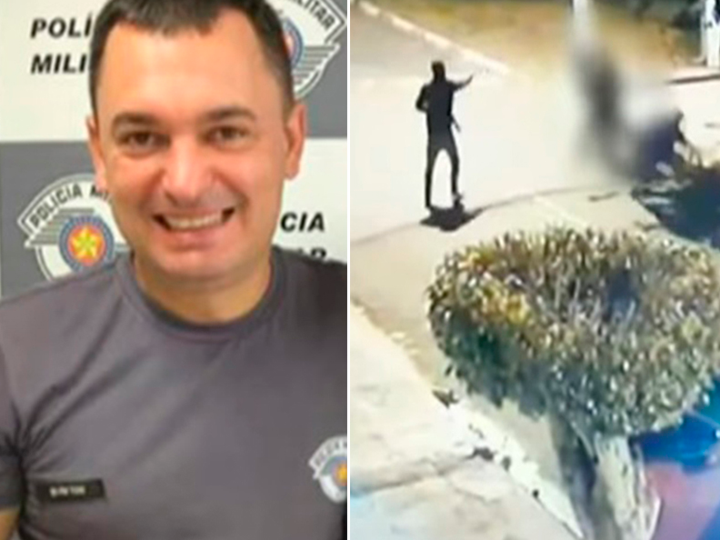 PM morre baleado ao tentar impedir roubo de carro em Poá (SP)