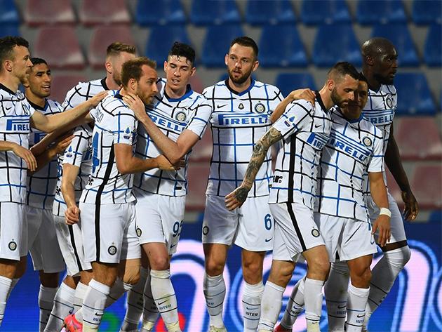 Equipe de Milão garantiu a taça com quatro rodadas de antecedência