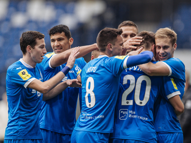 Dynamo vence Rubin Kazan e assume vice-liderança do Campeonato Russo