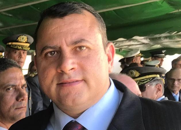 Irmão de Wilson Witzel, sargento é preso suspeito de facilitar furtos em SP