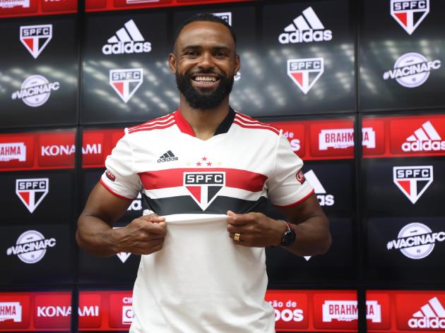 William é um dos seis jogadores contratados pelo São Paulo para a temporada 2021