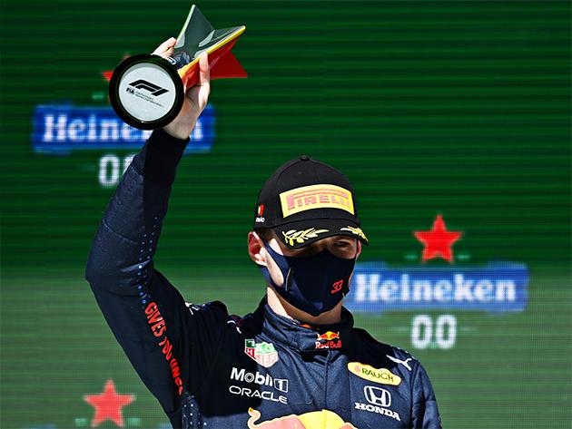 Verstappen lamenta falta de ritmo e perde chance de liderar campeonato pela primeira vez
