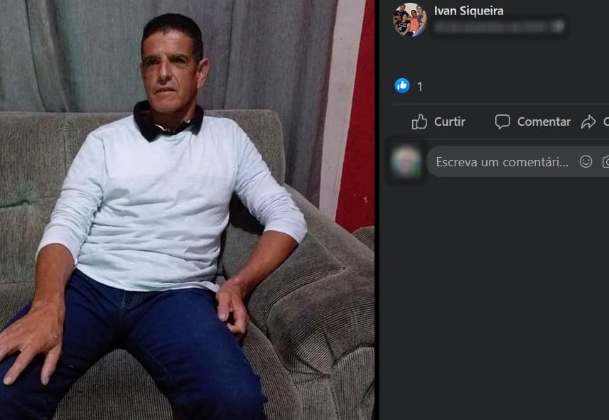Ivan Almeida Siqueira foi morto em tentativa de assalto em Taubaté