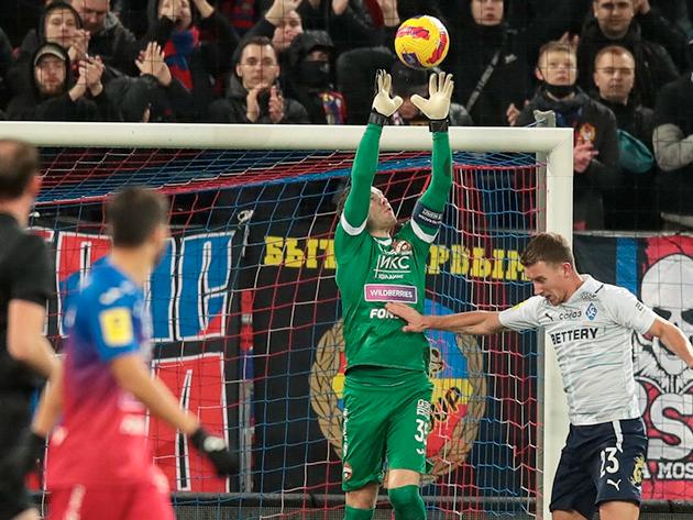 Campeonato Russo: CSKA vira e vence o Krylya Sovetov