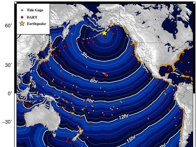 Maior terremoto em 60 anos sacode o Alasca e autoridades emitem alerta de tsunami