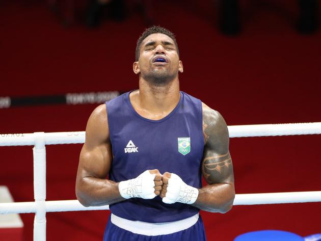 Abner conquistou a sexta medalha do boxe brasileiro na história dos Jogos Olímpicos