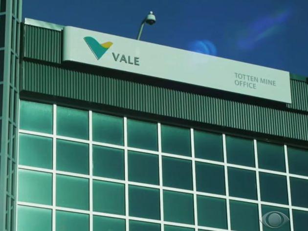 35 funcionários já foram resgatados de mina da Vale no Canadá