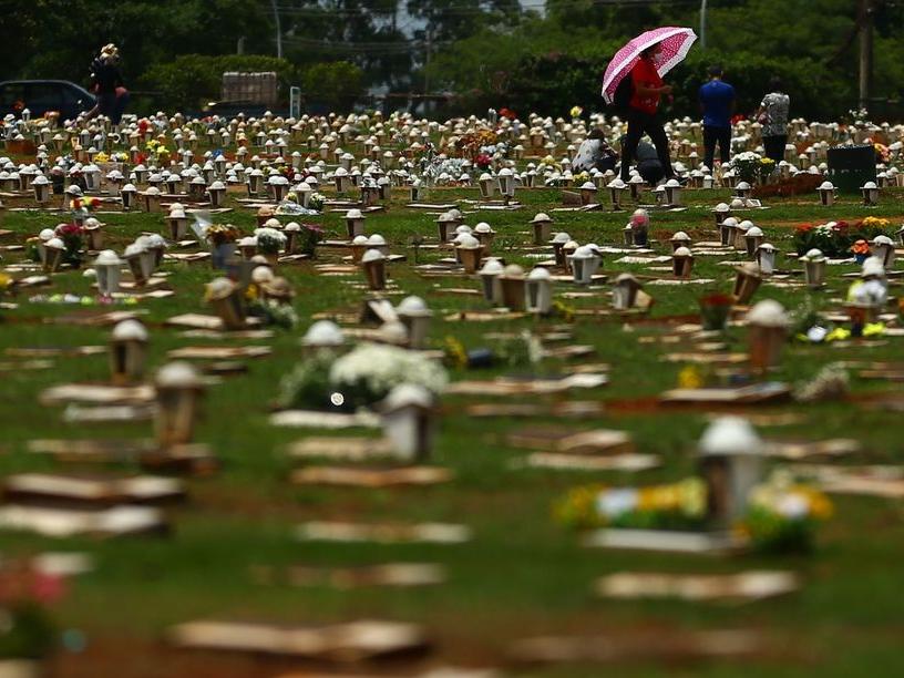 500 mil mortos pela Covid-19 no Brasil