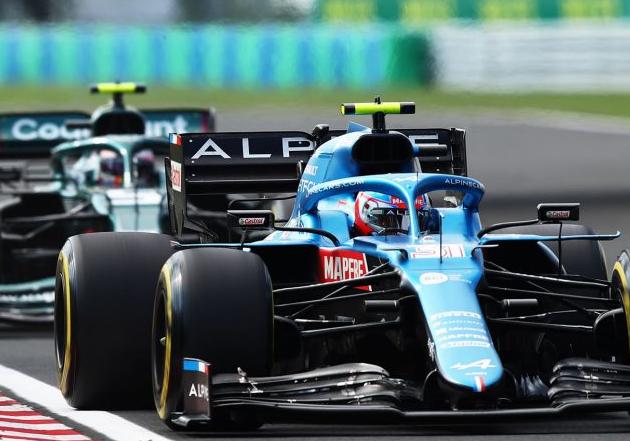 Ocon vence corrida maluca na Hungria; Hamilton é 3º e assume ponta do Mundial