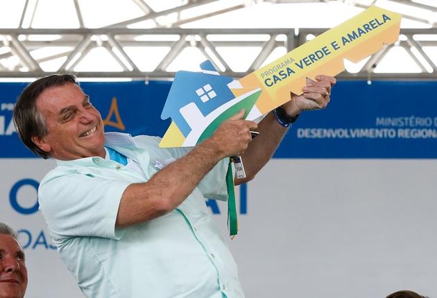 "Bolsonaro chama Renan de ""vagabundo"" e diz que CPI da Pandemia comete ""crime"""