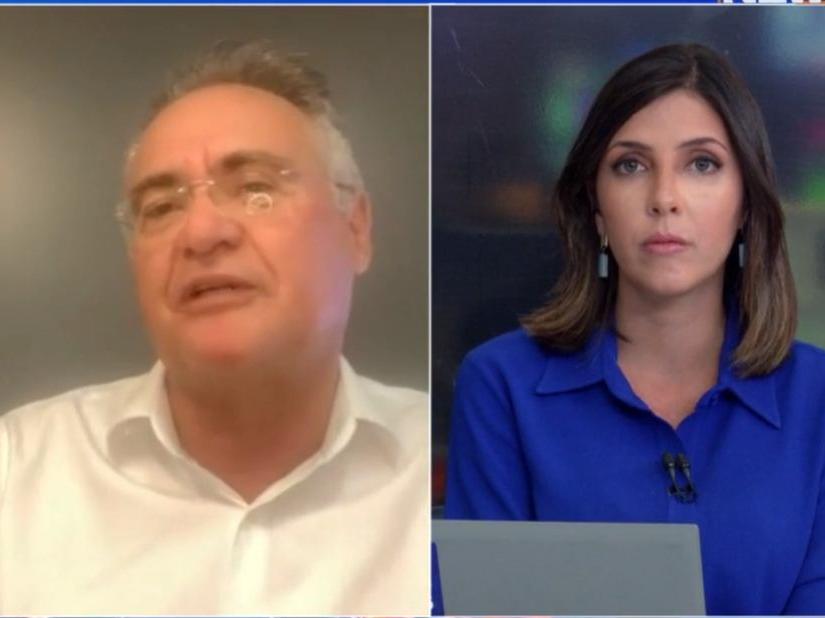 Vamos convocar quem quer que seja, diz Renan Calheiros sobre CPI da Covid