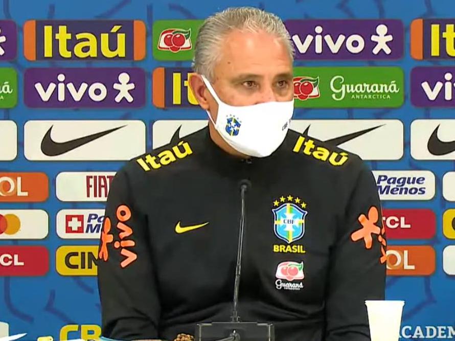 Tite: Após eliminatórias, atletas da seleção anunciarão se jogam a Copa América no Brasil