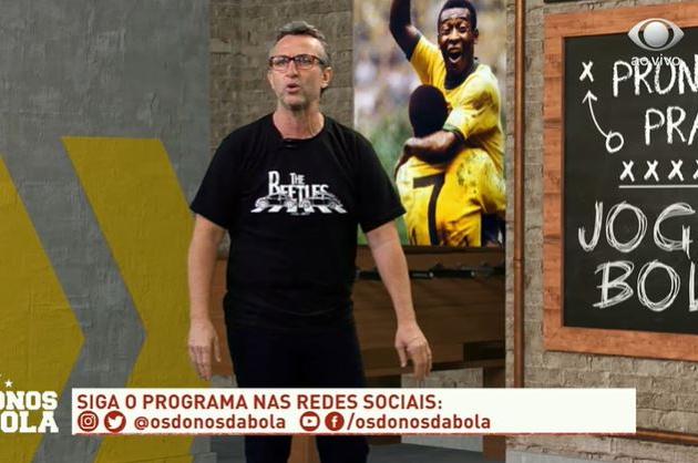 Neto aposta que Abel ganha mais títulos e deixa Palmeiras ao fim da temporada