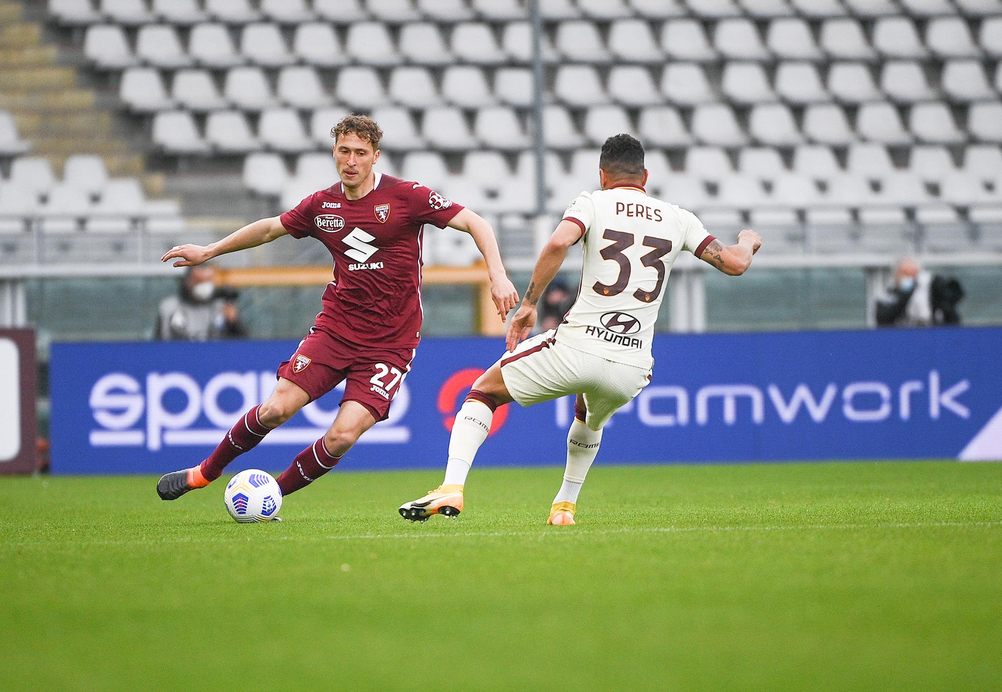 Torino bate Roma de virada e se afasta do rebaixamento no Italiano; assista!