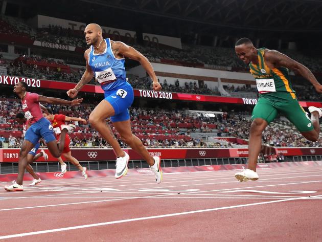 Italiano é o primeiro campeão olímpico dos 100m após era Usain Bolt