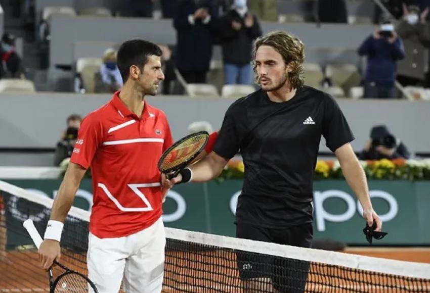 Tsitsipas busca 1ª vitória contra Djokovic em finais; veja o retrospecto do confronto
