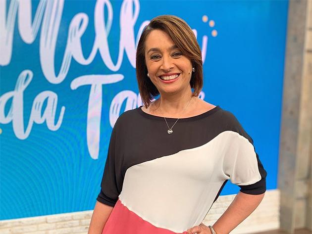 Catia Fonseca critica volta de shows presenciais
