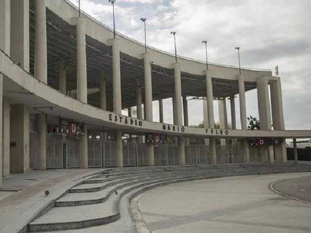 Governador veta mudança de nome do Maracanã