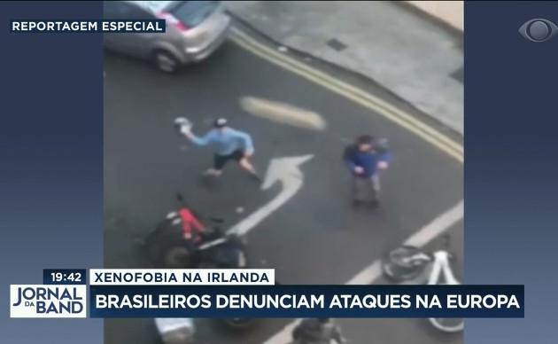 Brasileiros que vivem na Irlanda denunciam ataques xenofóbicos de gangues