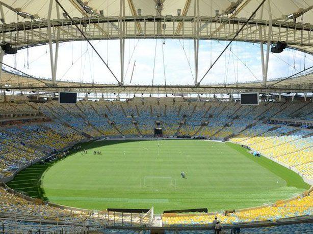 Maracanã, no Rio de Janeiro: estado é uma das sedes da Copa América, anunciou Bolsonaro