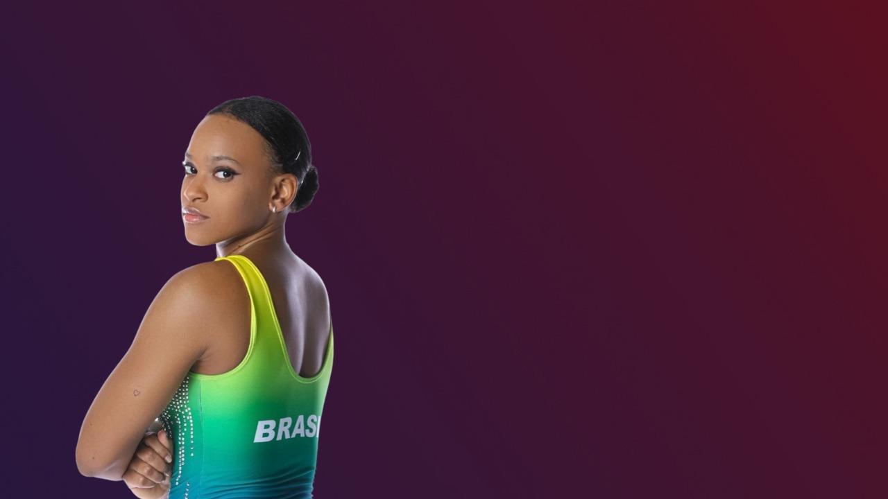Medalha inédita: Rebeca Andrade fica com a prata e conquista o primeiro pódio da ginástica feminina