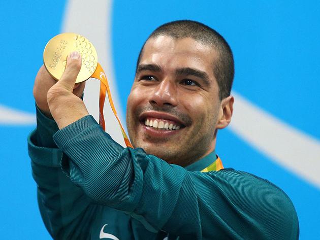 Ídolo paralímpico assume posto entre lendas do esporte após Tóquio