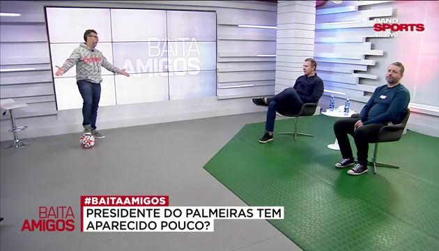 """Neto detona esclarecimento de Patrick de Paula: """"Quem está certo não pede desculpa"""""""