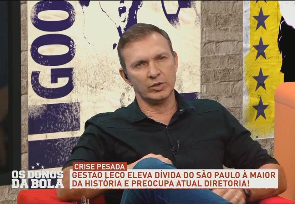 Velloso: São Paulo tem que parar de festejar contratações e voltar a comemorar títulos