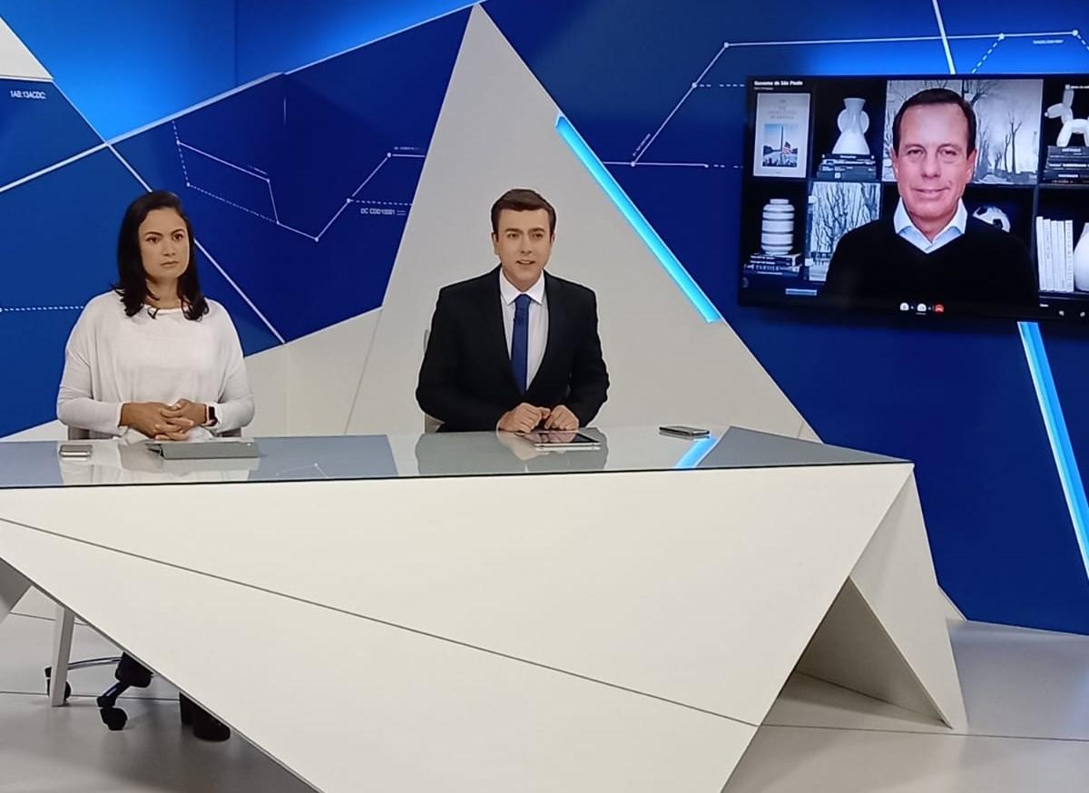 Doria promete nova flexibilização no Plano São Paulo nesta quarta-feira (28)