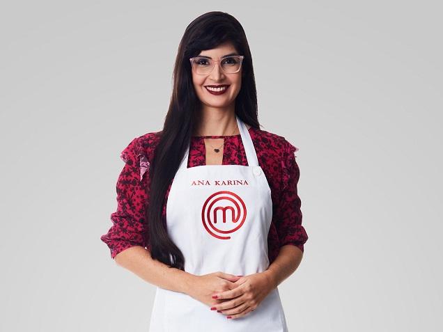 Ana Karina é participante da oitava edição do MasterChef