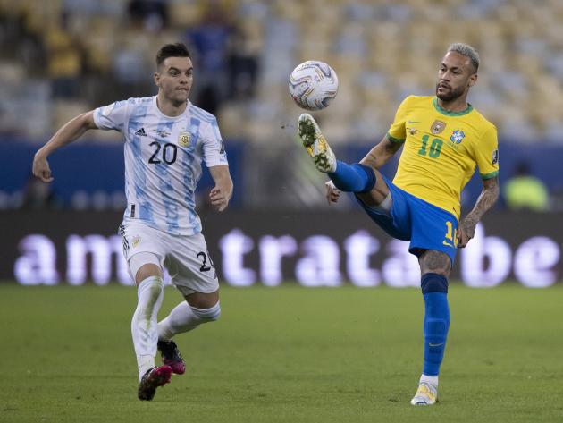 Brasil perdeu o título da Copa América para a Argentina no Maracanã