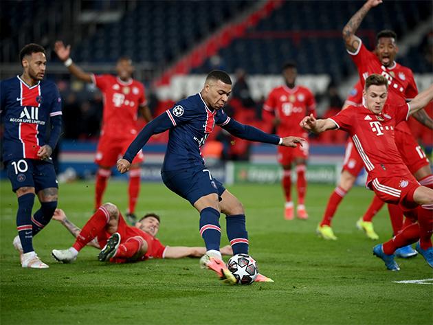 Com derrota e sufoco, PSG elimina Bayern e vai à semifinal da Liga dos Campeões