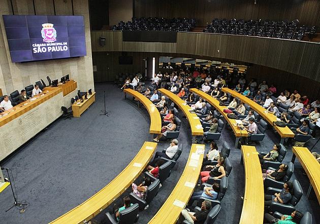 Vereadores de São Paulo aprovam aumento no salário do prefeito e dos secretários