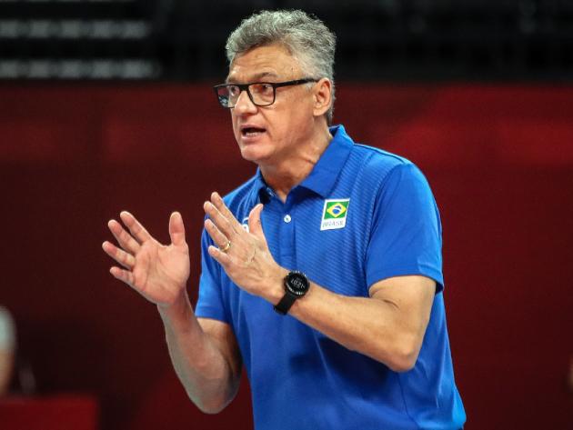 """Renan valoriza entrega do Brasil após grande virada: """"Voleibol de altíssimo nível"""""""