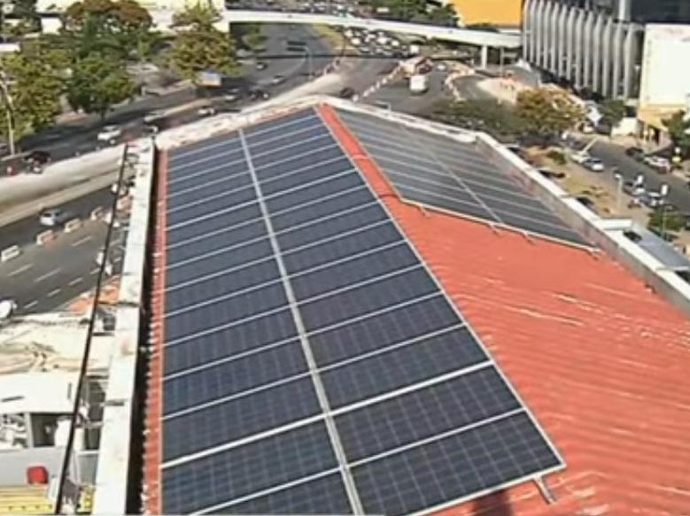 Painéis solares são alternativa para driblar alta nos preços da energia