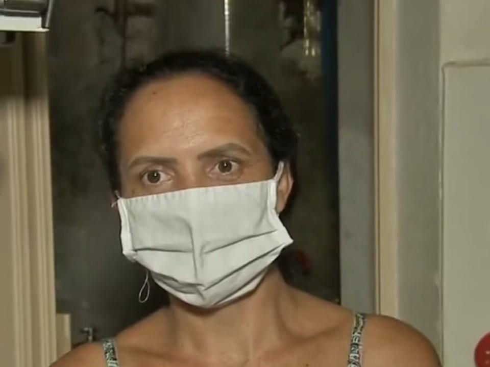 Desespero e fome: diarista tenta sobreviver com R$ 160 por mês
