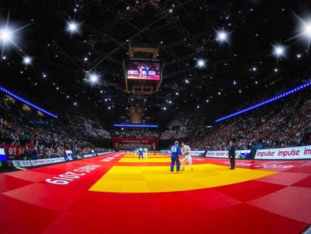 Seleção de judô inicia ciclo rumo aos Jogos de 2024 no Grand Slam de Paris