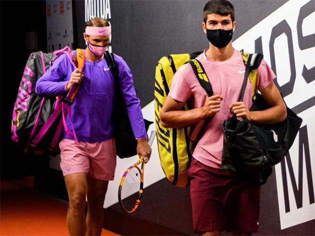 Com apenas 18 anos, Alcaraz fez história chegando às quartas de final do US Open