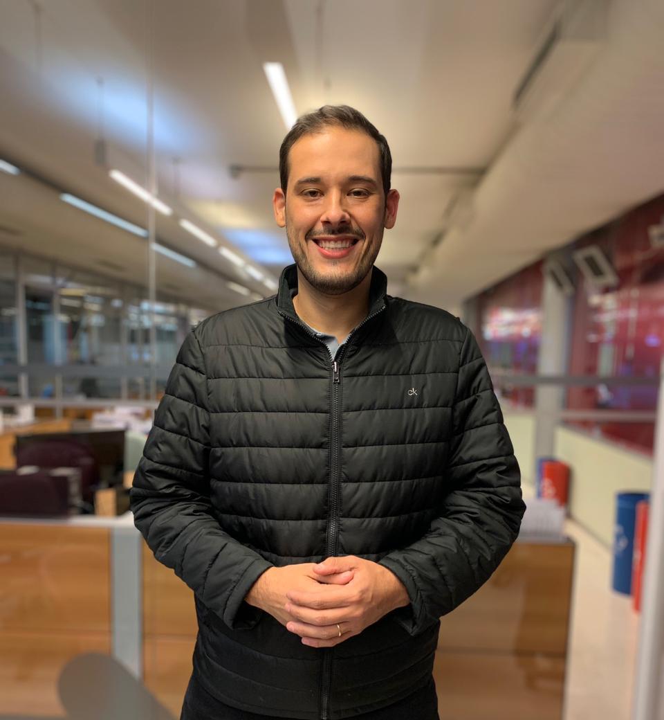 Bruno Camarão está na BandNews FM desde março de 2017. Participa das nossas tran...