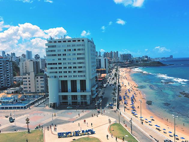 Todas as praias de Salvador devem ser fechadas a partir de quarta-feira, determina prefeito