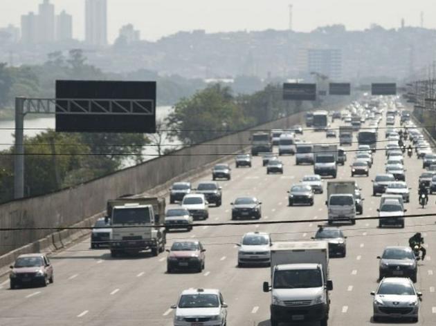 São Paulo voltará com rodízio tradicional de veículos