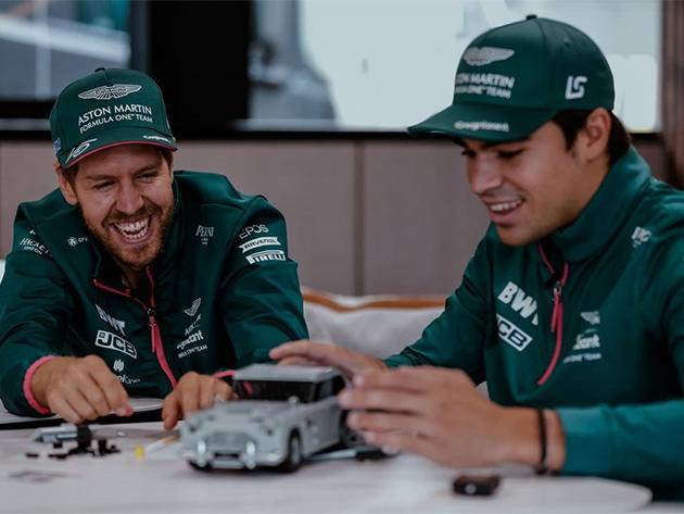 F1: Sebastian Vettel e Lance Stroll seguem na Aston Martin em 2022