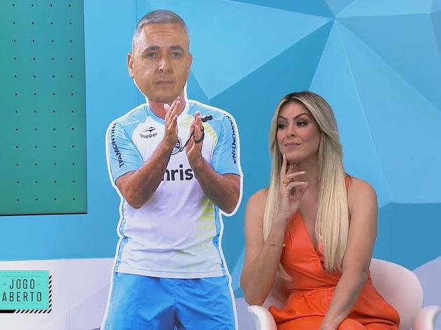Renata é provocada e diz que Inter entra em pânico contra o Grêmio