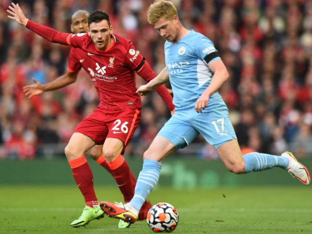 Receita para uma criança gostar de futebol: Liverpool 2 x 2 City